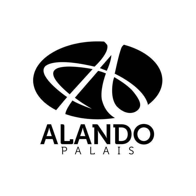 Alando Palais Logo